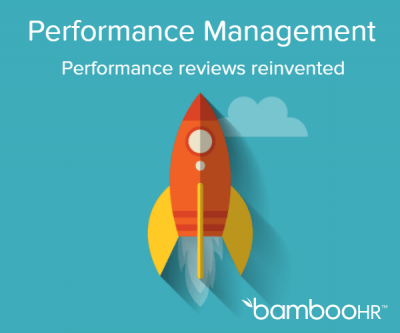bamboo HR performance management