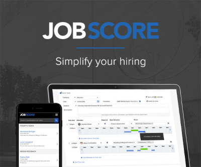 job score integration