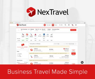 nextravel integration