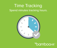 Bamboo HR Time Tracking Header