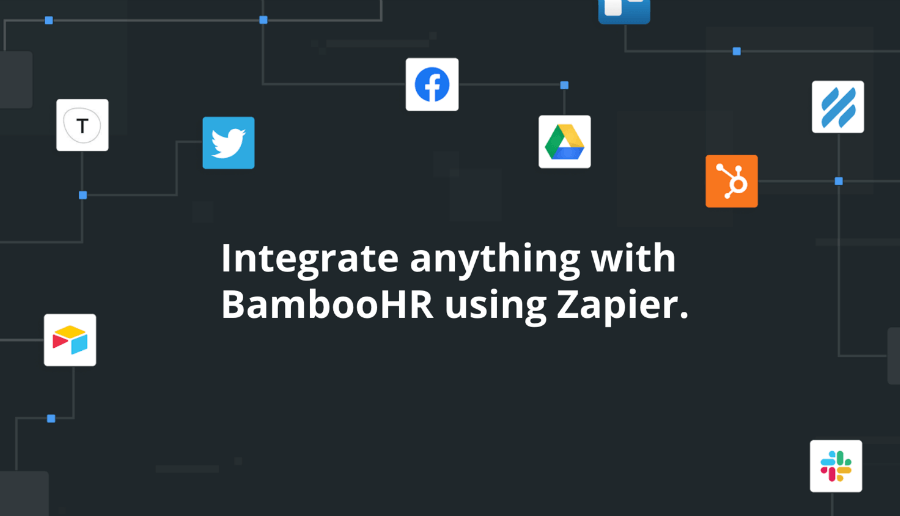 Zapier | BambooHR Marketplace | Your Favorite Integrated HR Apps